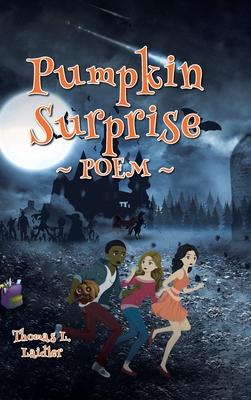Pumpkin Surprise: Poem Cover Image