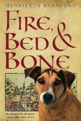 Fire, Bed, and Bone Cover