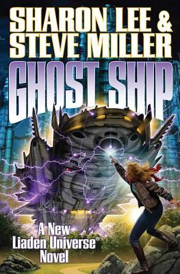 Cover for Ghost Ship (Liaden Universe® #12)
