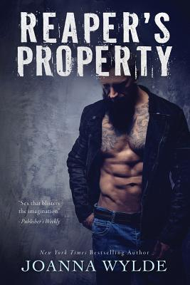 Reaper's Property (Reapers Motorcycle Club #1) Cover Image