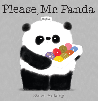 Please, Mr. Panda Cover