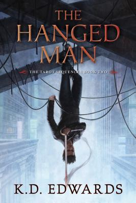 Cover for The Hanged Man (The Tarot Sequence #2)