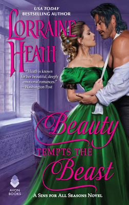 Beauty Tempts the Beast: A Sins for All Seasons Novel Cover Image