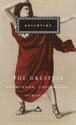 The Oresteia Cover