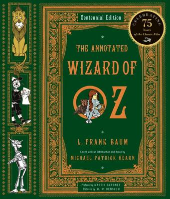 Annotated Wizard of Oz Cover