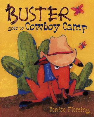Buster Goes to Cowboy Camp Cover