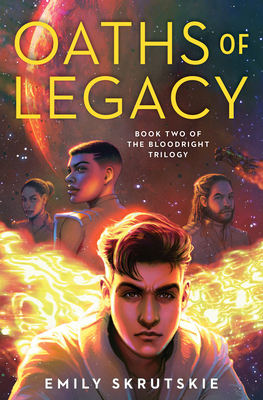 Oaths of Legacy: Book Two of The Bloodright Trilogy Cover Image