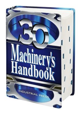 Machinery's Handbook, Large Print (Machinery's Handbook (Large Print)) Cover Image