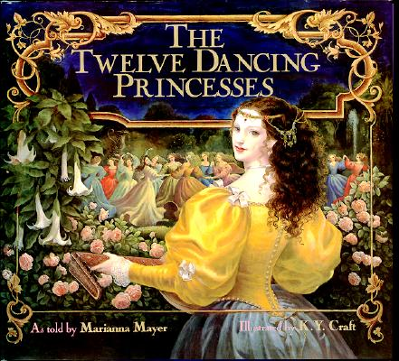 Cover for The Twelve Dancing Princesses