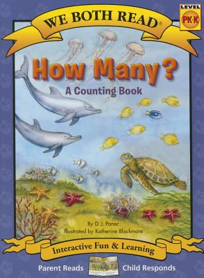 We Both Read-How Many? (a Counting Book) (Pb) - Nonfiction (We Both Read - Level Pk -K) Cover Image