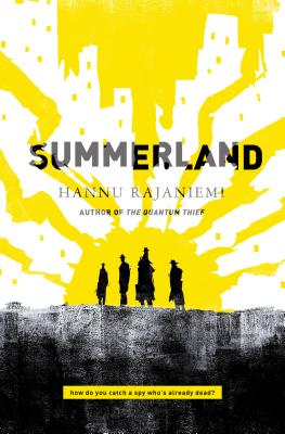 Cover for Summerland