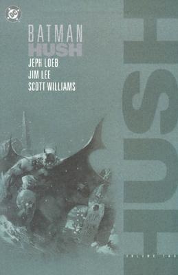 Cover for Batman Hush