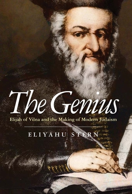 Cover for The Genius
