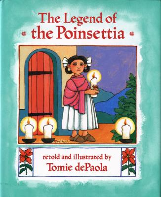 The Legend of the Poinsettia Cover