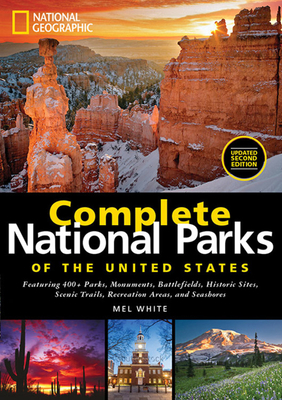 National Geographic Complete National Parks of the United  cover image