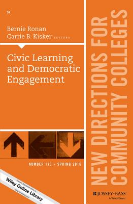 Civic Learning and Democratic Engagement Cover