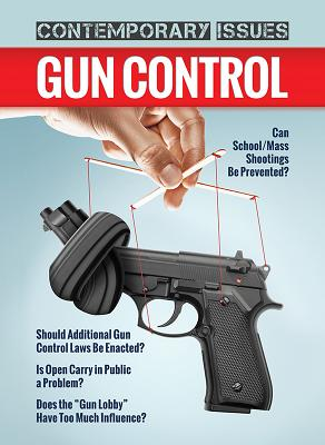 Gun Control (Contemporary Issues (Prometheus)) Cover Image