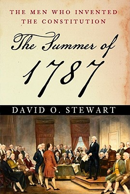 The Summer of 1787 Cover