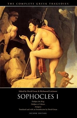 The Complete Greek Tragedies: Sophocles I Cover Image
