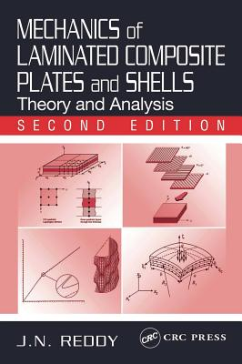 Cover for Mechanics of Laminated Composite Plates and Shells