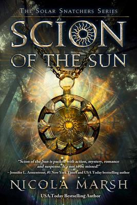 Scion of the Sun Cover