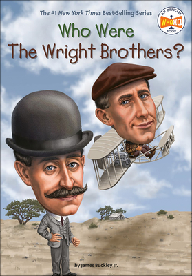 Who Were the Wright Brothers? (Who Was...?) Cover Image