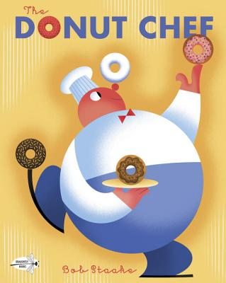 The Donut Chef Cover