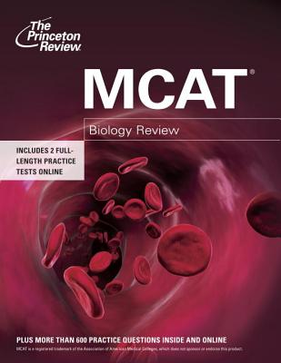 The Princeton Review MCAT Biology Review Cover Image
