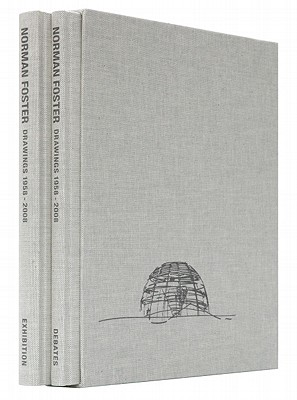 Norman Foster: Drawings, 1958-2008, 2-Volume Set Cover Image