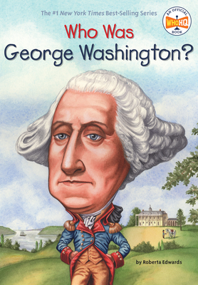 Who Was George Washington? (Who Was?) Cover Image