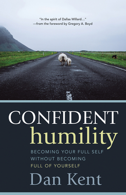 Cover for Confident Humility