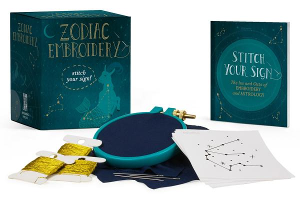 Cover for Zodiac Embroidery