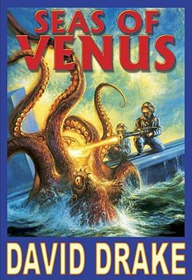 Seas of Venus Cover Image
