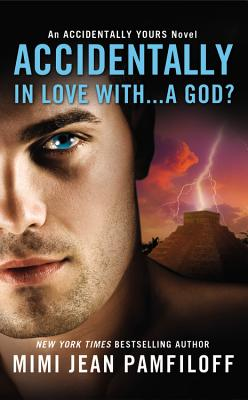 Accidentally in Love With...a God? Cover