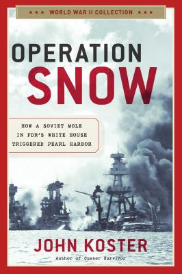 Cover for Operation Snow (World War II Collection)