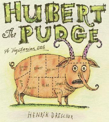 Hubert the Pudge Cover