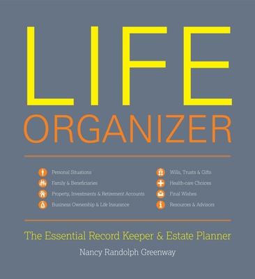Life Organizer Cover