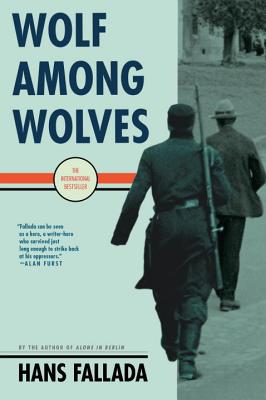 Wolf Among Wolves Cover