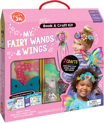 Klutz Jr. My Fairy Wands & Wings Cover Image