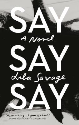 Say Say Say: A novel Cover Image