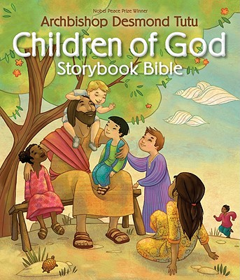 Cover for Children of God Storybook Bible [With 2 CDs]