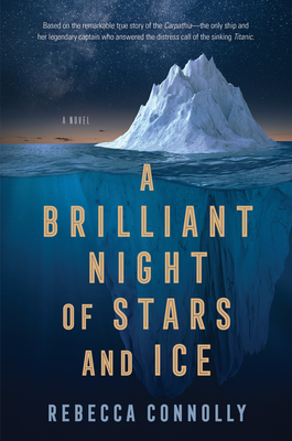 Cover for A Brilliant Night of Stars and Ice