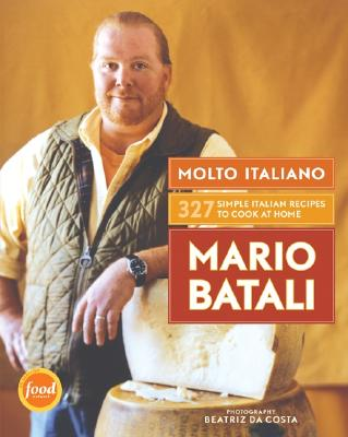 Molto Italiano: 327 Simple Italian Recipes to Cook at Home Cover Image