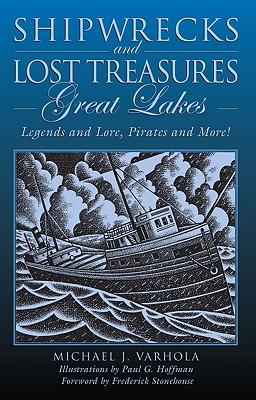 Shipwrecks & Lost Treasures: Gpb Cover Image