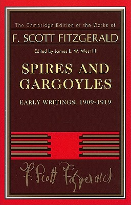 Spires and Gargoyles: Early Writings, 1909-1919 Cover Image