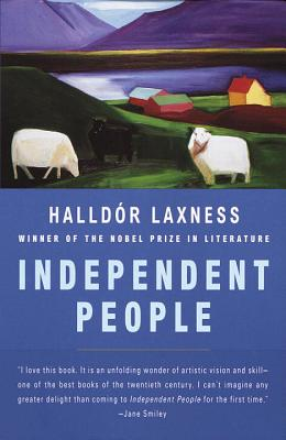 Independent People (Vintage International) Cover Image
