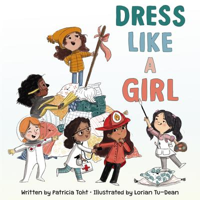 Dress Like a Girl Cover Image