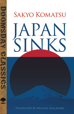 Japan Sinks (Dover Doomsday Classics) Cover Image