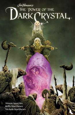 Jim Henson's The Power of the Dark Crystal Vol. 1 Cover Image