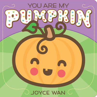 Cover for You Are My Pumpkin